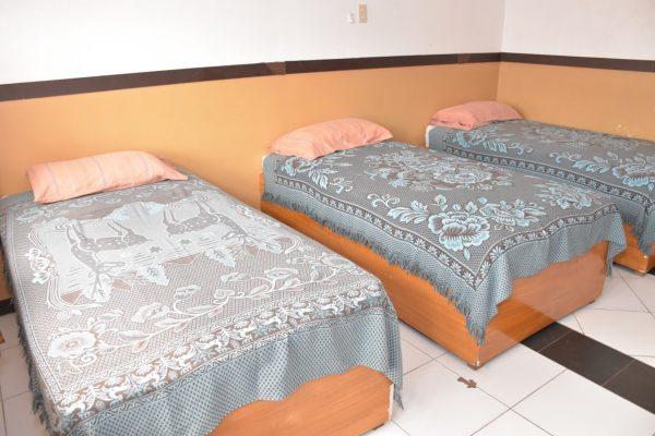 学生寮 3人部屋