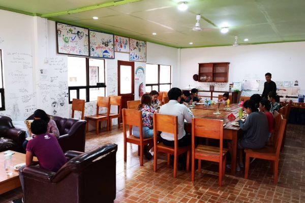 【メイン校舎】食堂