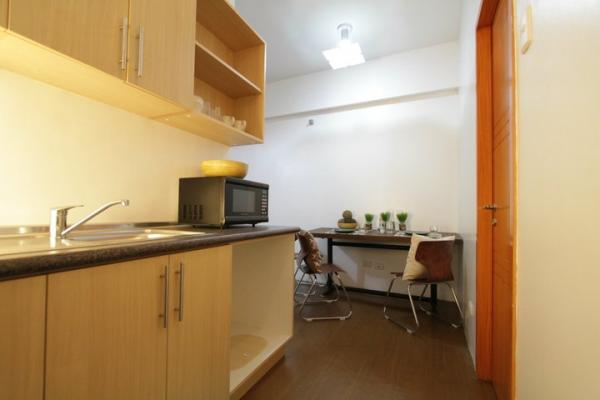 学生寮 室内キッチン