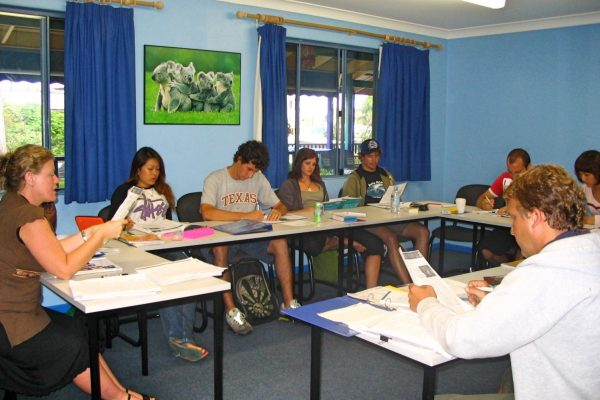 バイロンベイ英語学校 5